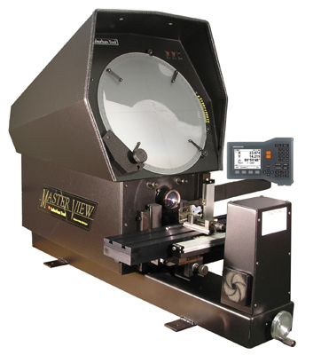 "MV-14-H Master-View 14"" Optical Comparator"