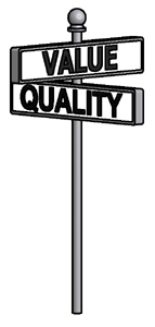 Where Value & Quality Meet